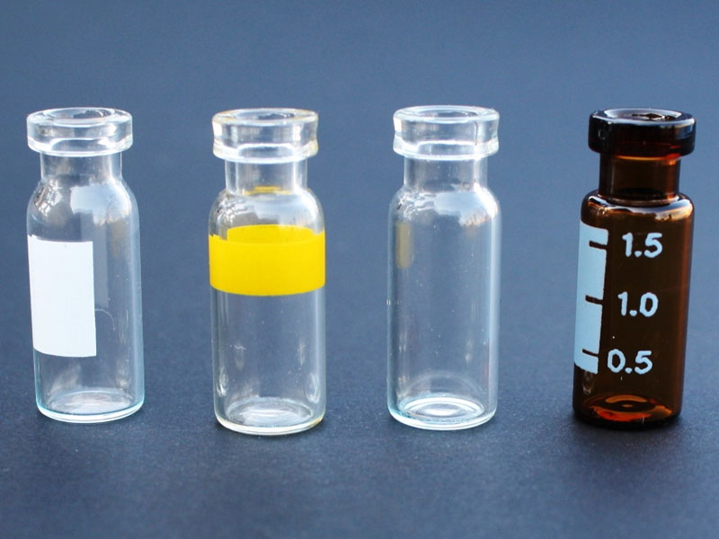 Vials crimp / snap