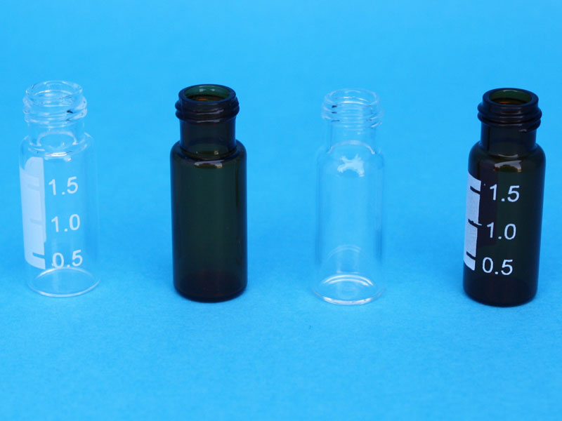 Vials screw